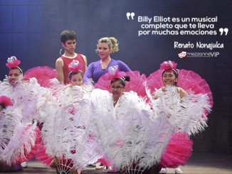 Billy Elliot musical peru